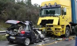 Auto katastrofa masinos