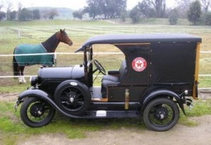 senovinis auto