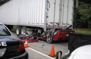ziauri auto avarija